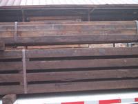 Unfinished Ponderosa Pine Flooring