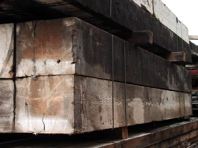 Douglas fir 18x22x18 39 seattle water front building for Reclaimed wood flooring seattle