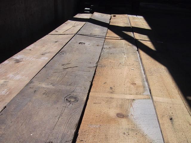 Cedar 1x12 Siding