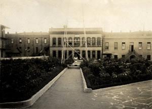 San Quentin Hospital Circa 1920